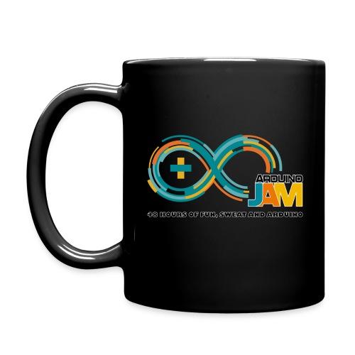 T-shirt front logo Arrduino-Jam - Full Colour Mug