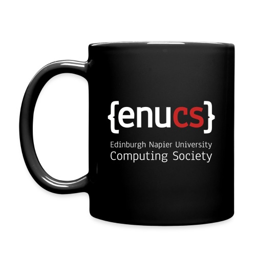 ENUCS Logo - Full Colour Mug