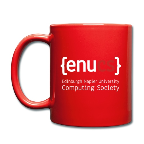 ENUCS Logo - Full Colour Mug