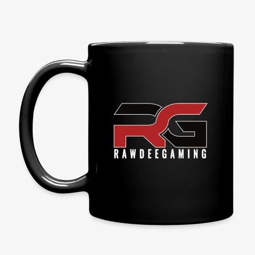 RG Logo White Outline - Full Colour Mug