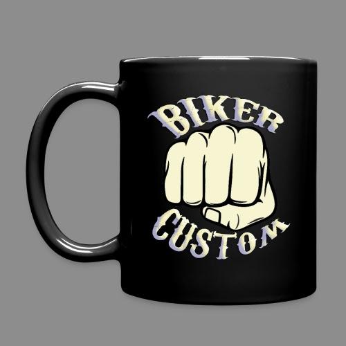 Biker Custom - Taza de un color