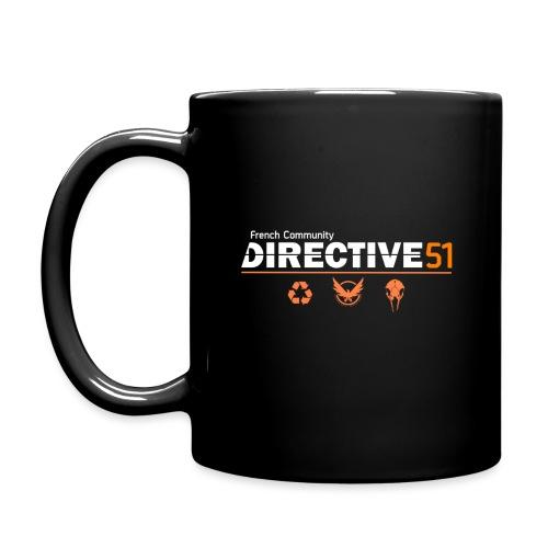 D51recy png - Mug uni