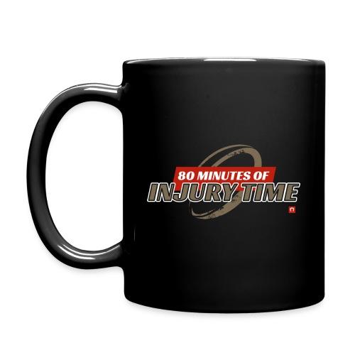80 Minutes of Injury Time - Full Colour Mug