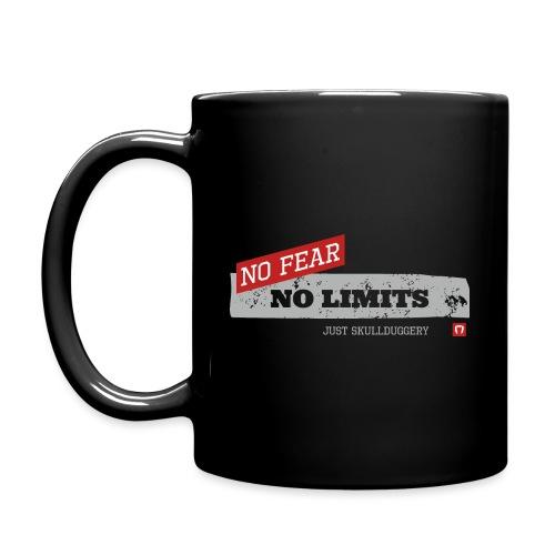 No Fear. No Limits. Just Skullduggery - Full Colour Mug