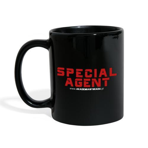 Emblemat Special Agent marki Akademia Wywiadu™ - Kubek jednokolorowy