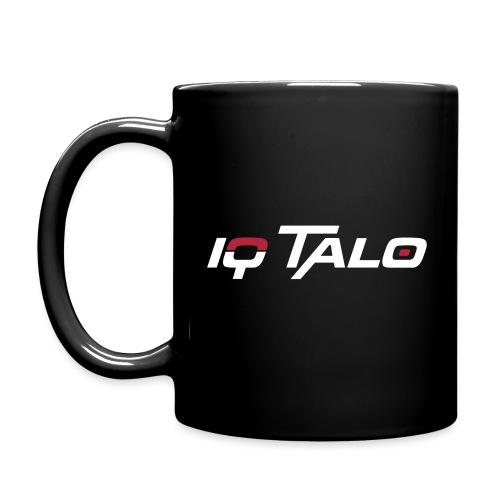 Logo_IQ_Talo_cmyk - Tasse einfarbig