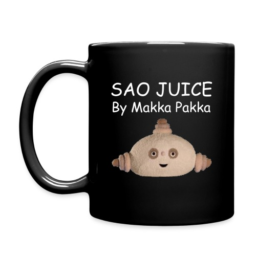 SAO Juice Logo png - Full Colour Mug