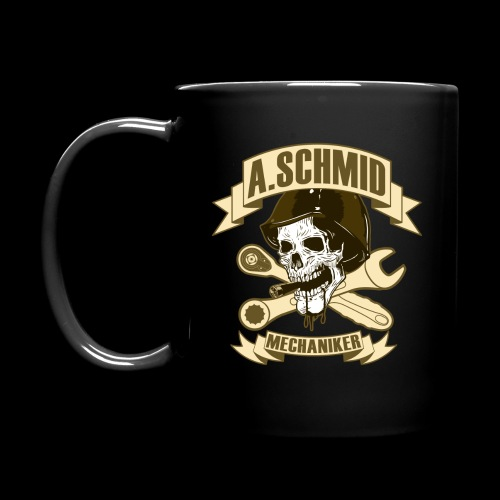Mechaniker_Patch_Schmid - Tasse einfarbig