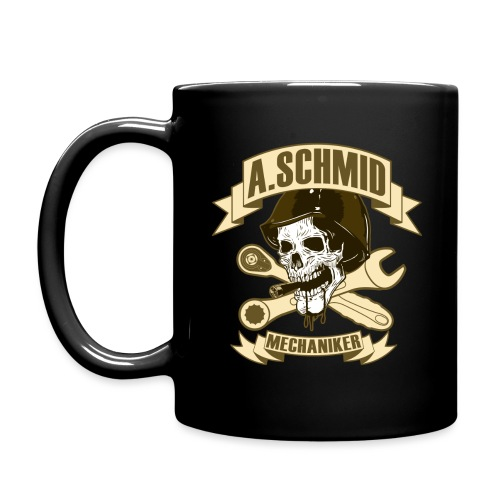 Mechaniker_Patch_Schmid - Tasse einfarbig