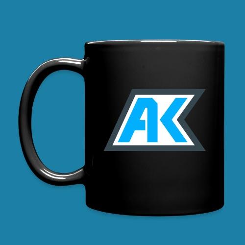 AK-LOGO - Tasse einfarbig