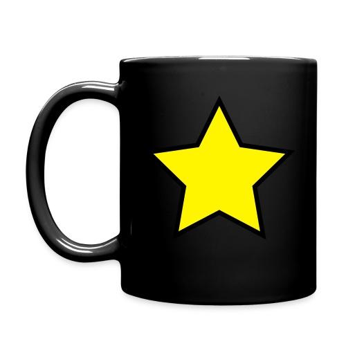 Star - Stjerne - Full Colour Mug