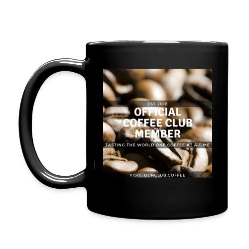 Official Coffee Club Member - Full Colour Mug