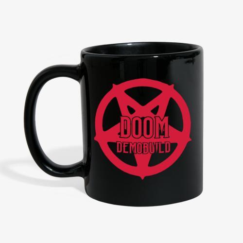 doomdemobuild - Full Colour Mug