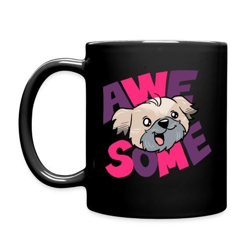 awesome dog - Full Colour Mug