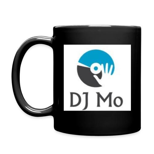 DJMo Logo 02 - Tasse einfarbig