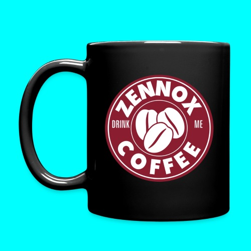 Zennox Coffee Design - Full Colour Mug