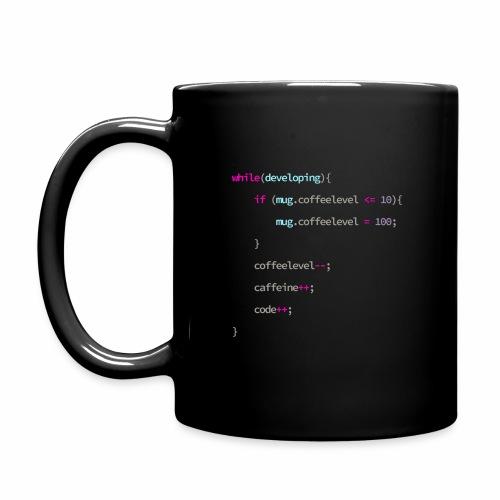 Coffee to Code - Programmer's Mug - Full Colour Mug