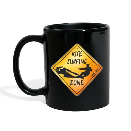 KITESURFING ZONE BREIZH - Mug uni