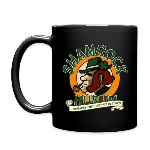 Shamrock Husum Logo - Tasse einfarbig