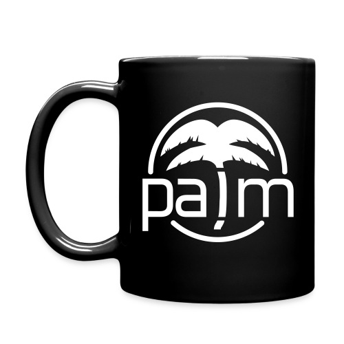 palm_logo_white - Full Colour Mug