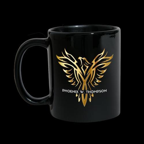Golden Phoenix Design - Full Colour Mug