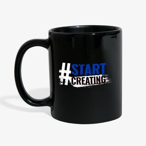 #STARTCREATING - Full Colour Mug
