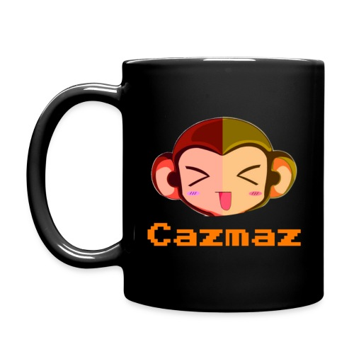 Cazmaz Logo Tee png - Full Colour Mug