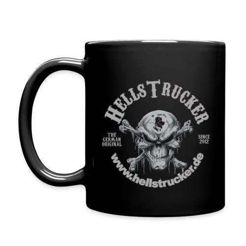 HellsTruckerLogo - Tasse einfarbig