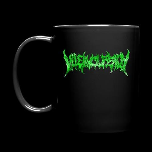 Green logo - Enfärgad mugg