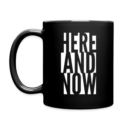 Here and now - Kubek jednokolorowy