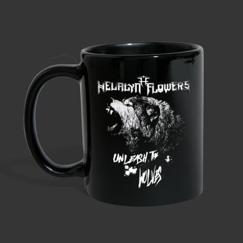 unleash the wolves - Full Colour Mug