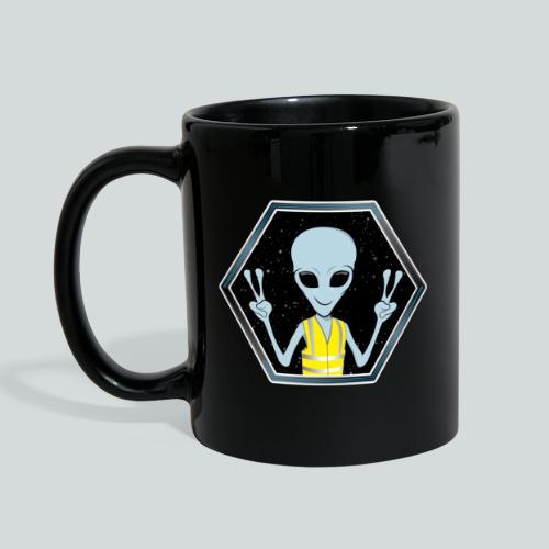 Extraterrestre Gilet jaune - Mug uni