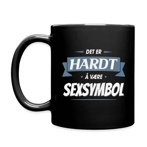 Det er hardt å være sexsymbol