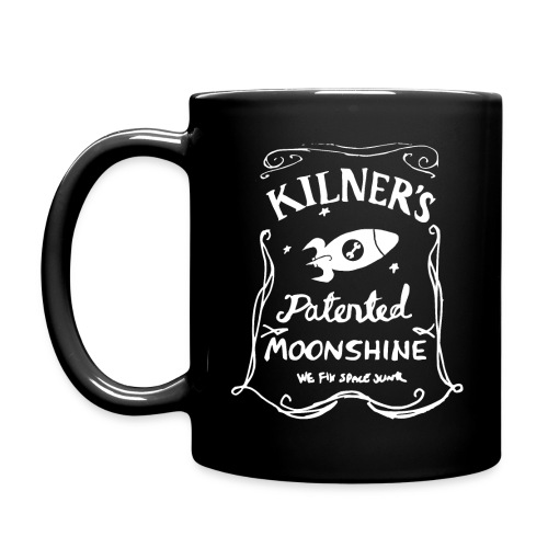 Kilner's Patented Moonshine (White) - Full Colour Mug