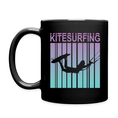 Kitesurfing - Full Colour Mug