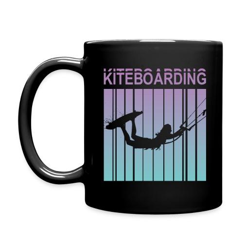 Kiteboarding - Full Colour Mug