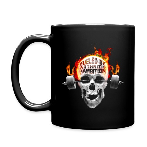 Fueled by Arthritis & Ambition - Full Colour Mug