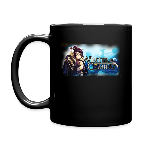 Overwatch and GameOfThrones Fusion - Full Colour Mug