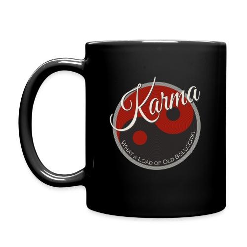 Karma B*llocks - Full Colour Mug