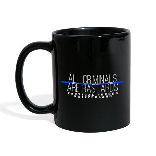 All Criminals Are Bastards - Mug uni