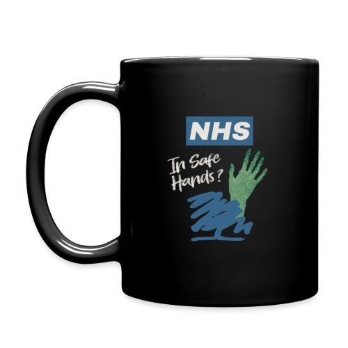 Safe Hands? - Full Colour Mug