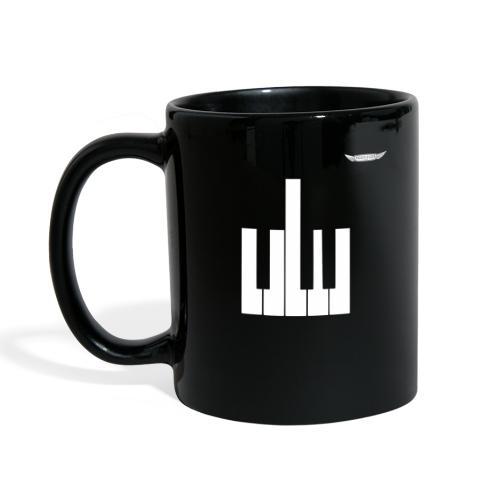 piano bigF - Tasse einfarbig
