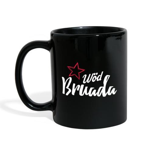 Vorschau: Wöd Bruada - Tasse einfarbig