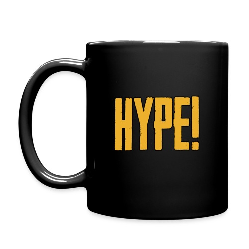 Hype emoji - Full Colour Mug