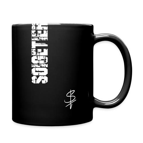 logo st - Tasse einfarbig