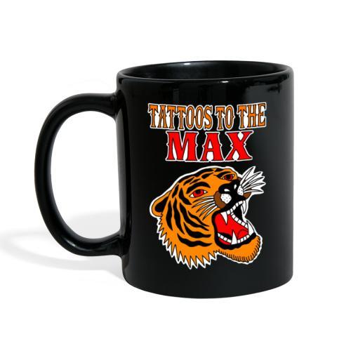 Tattoos to the Max - Tiger - Tasse einfarbig