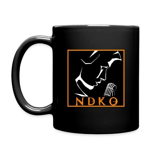 NDKO LOGO BLACK - Full Colour Mug