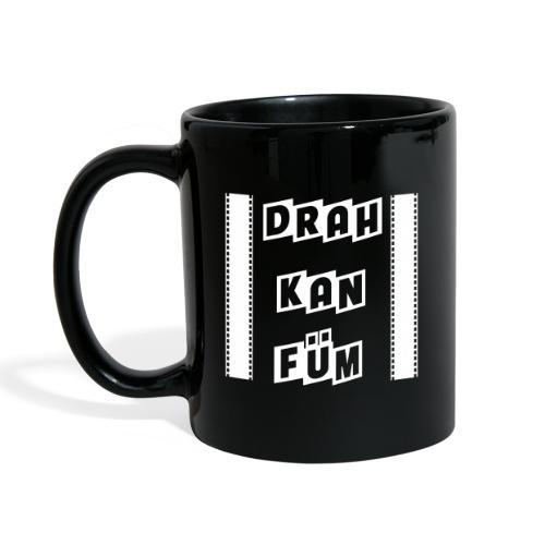 Vorschau: Drah kan Füm - Tasse einfarbig