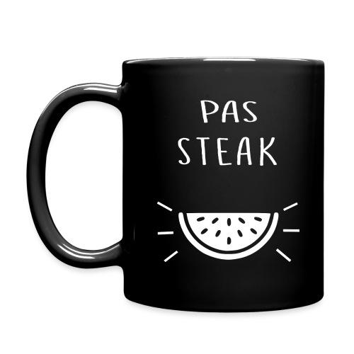 Idée cadeau Humoristique - PAS STEAK - Mug uni