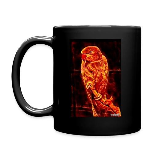 Bird in flames - Yksivärinen muki